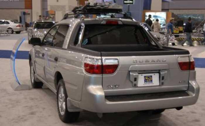 2022 Subaru Baja Pickup Truck Redesign Specs And Price New 2022 Subaru Models